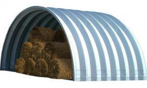 quonset farm buildings
