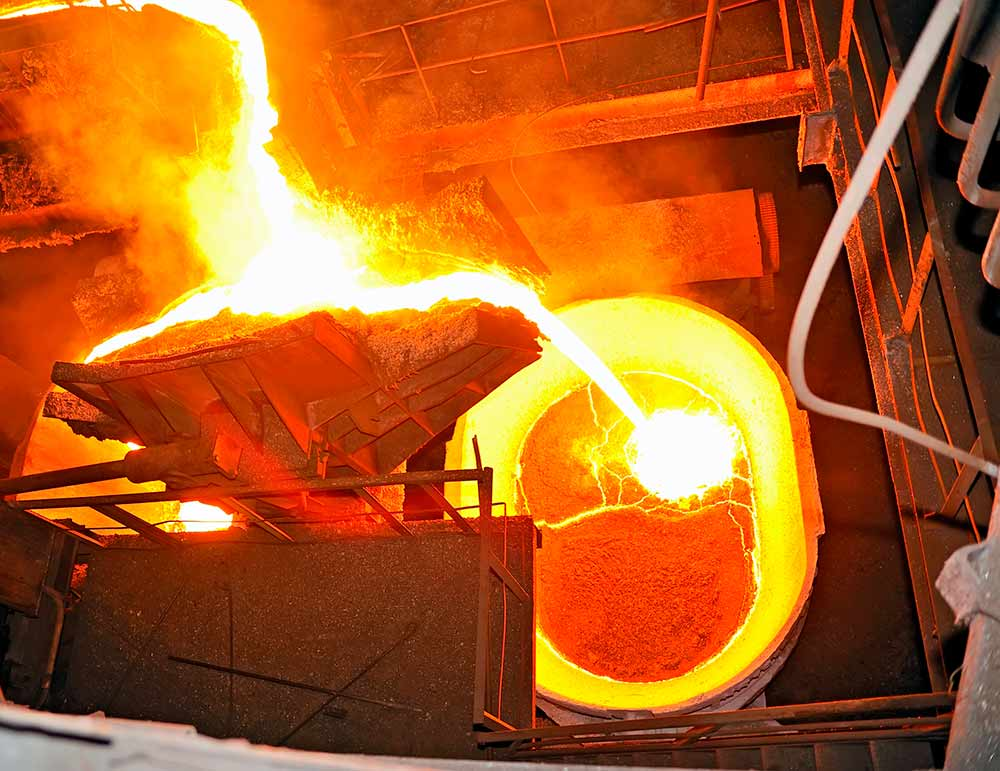 how is steel made