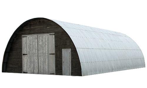 Romney Hut Building
