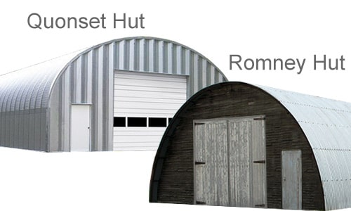 Romney Huts