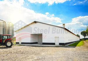 40x60 metal building cost